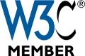 W3C member logo
