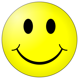 Image of a smiley face