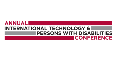 Annual International Technology & Persons with Disabilities Conference (CSUN) logo